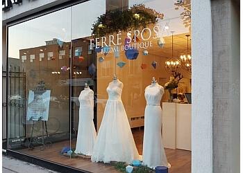 Toronto bridal shop FERRE SPOSA BRIDAL