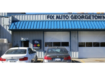 Halton Hills auto body shop Fix Auto Georgetown