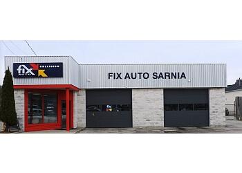 Sarnia auto body shop FIX AUTO SARNIA