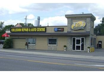 Windsor auto body shop F & J Collision Service