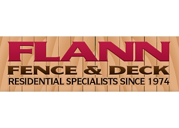 Ajax fencing contractor FLANN FENCE AND DECK