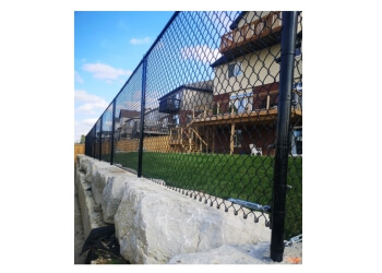 Guelph fencing contractor FOREST FENCING