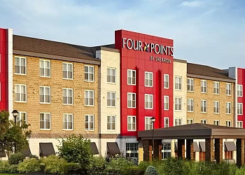 Moncton hotel FOUR POINTS BY SHERATON
