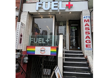 Toronto juice bar FUEL PLUS