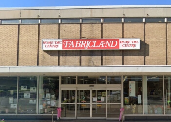 Sault Ste Marie sewing machine store Fabricland