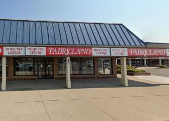 Windsor sewing machine store Fabricland