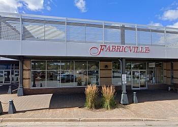 Halifax sewing machine store Fabricville