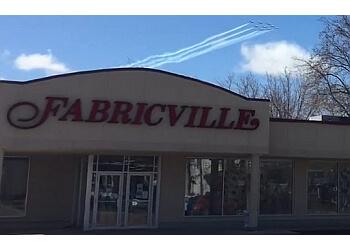 Moncton sewing machine store Fabricville