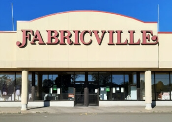 Quebec sewing machine store Fabricville