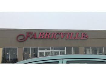 Saint John sewing machine store Fabricville