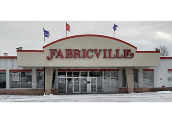 Sherbrooke sewing machine store Fabricville