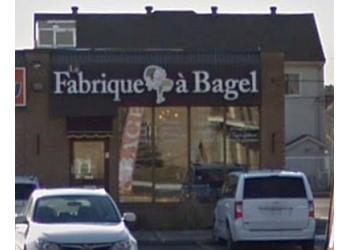 Blainville bagel shop La Fabrique à Bagels