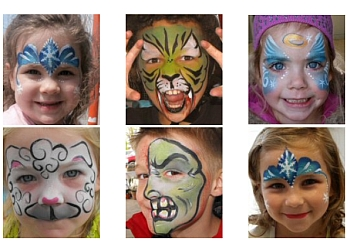 London face painting Fabtastic Face and Body Art