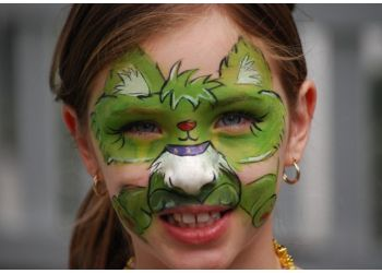 Kamloops face painting Face It Face Painting