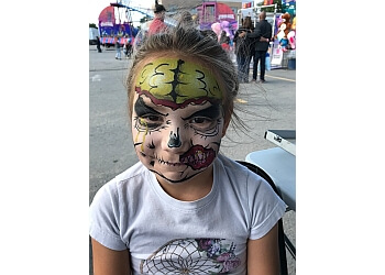 Fredericton face painting Face Painting By Katie The Great