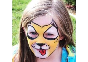 Halton Hills face painting Face Painting by Jessica