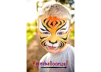 Faceaballoonza! Burnaby Face Painting