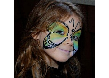 Sudbury face painting Face painting by April