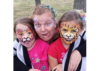 Caledon face painting Face the Art Entertainment
