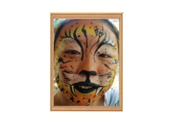 Stratford face painting Face the Art Entertainment