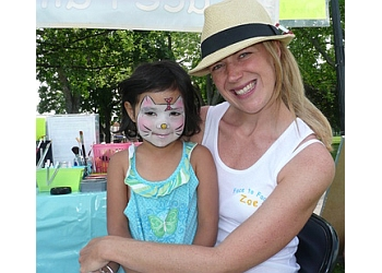 Kelowna face painting Face to Face Face Painting
