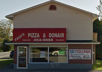 Fredericton pizza place Fadi's Pizza and Donair Inc.