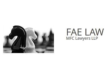 Guelph criminal defense lawyer Fae Law