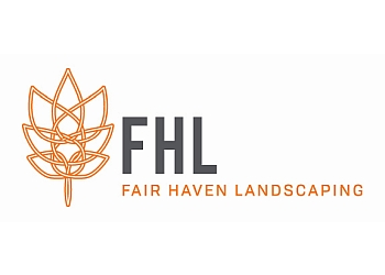 Red Deer landscaping company Fair Haven Landscaping