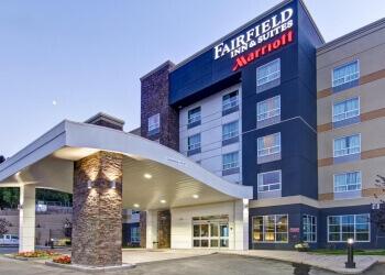 Kamloops hotel Fairfield Inn & Suites