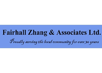 Burnaby tax service Fairhall Zhang & Associates Ltd.