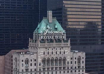 Toronto hotel Fairmont Royal York