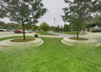Newmarket public park Fairy Lake Park