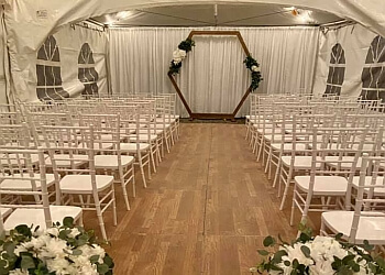 St Johns wedding planner Fairytales Wedding Decorating & Floral
