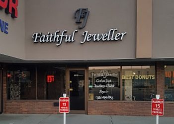 Sherwood Park jewelry Faithful Jeweller