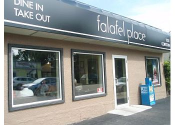Winnipeg mediterranean restaurant Falafel Place