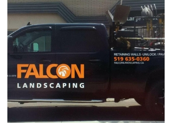 Cambridge landscaping company Falcon Landscaping