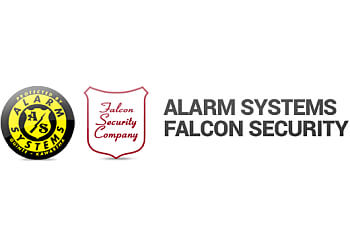 Kingston security system Falcon Security