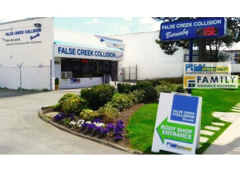 False Creek Collision Burnaby Auto Body Shops