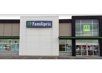 Trois Rivieres pharmacy Familiprix Extra Mylène De Grandpré et Mathieu Houle-Laporte