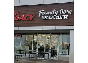 Whitby urgent care clinic Family Care Medical Centre