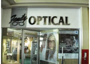 Halton Hills optician Family Optical