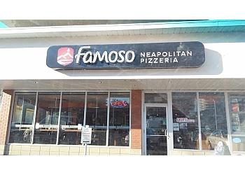 Edmonton pizza place Famoso Neapolitan Pizzeria