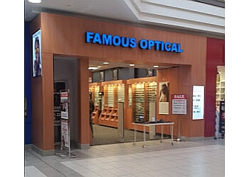Pickering optician Famous Optical