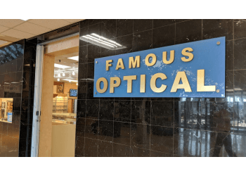 Whitby optician Famous Optical
