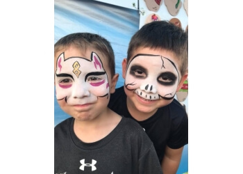 Kitchener face painting Fancy Expressions Face Painting & Body Art