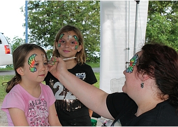 Barrie face painting Fancy that Face painting