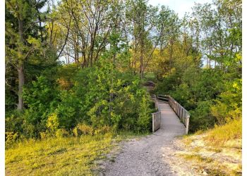 London hiking trail Fanshawe Conservation Area