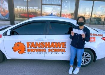 London driving school Fanshawe Driving School