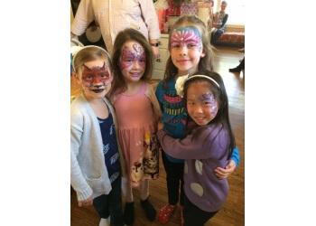 Saskatoon face painting Fantastic Facepainting