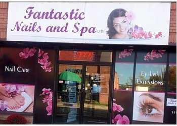 London nail salon Fantastic Nails and Spa Ltd.
